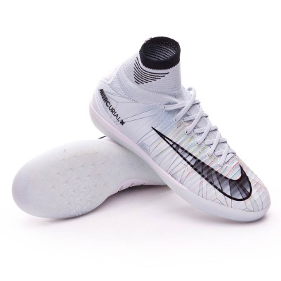 new arrive outlet boutique quality Futsal Boot Nike MercurialX Proximo II CR7 IC kids Blue tint ...