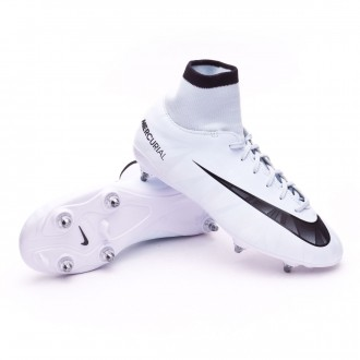 Boot  Nike Mercurial Victory VI CR7 DF SG kids Blue tint-Black-White
