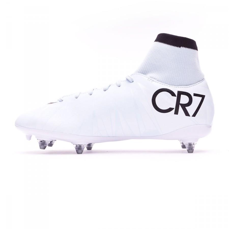 Bota de fútbol Nike Mercurial Victory VI CR7 DF SG Niño Blue  tint-Black-White - Soloporteros es ahora Fútbol Emotion 556cefbedb91c