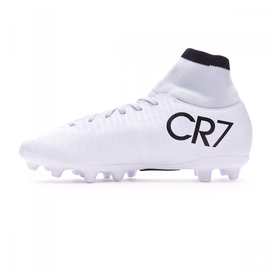 bf1da667d194 Football Boots Nike Kids Mercurial Victory VI CR7 AG-Pro Blue tint-Black-White  - Football store Fútbol Emotion