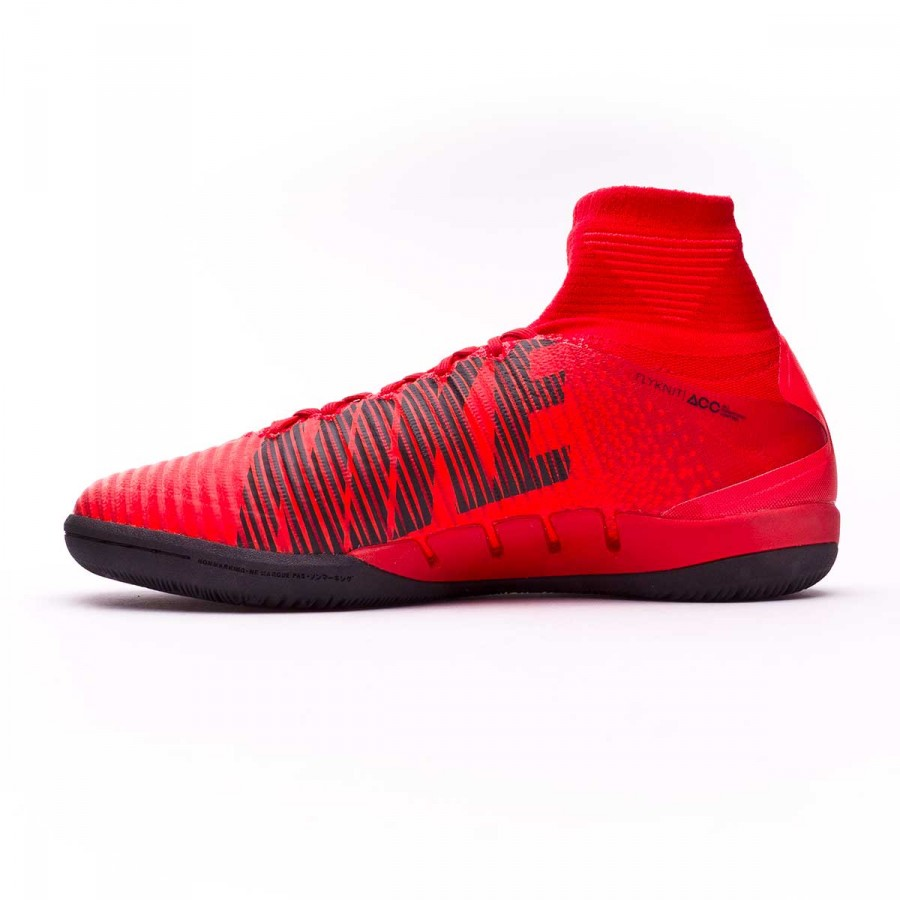 Futsal Boot Nike MercurialX Proximo II DF IC University red-