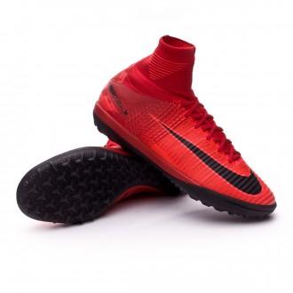 Sapatilha  Nike MercurialX Proximo II DF Turf University red-Black-Bright crimson