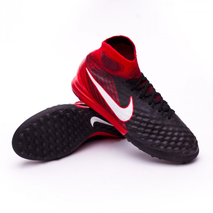 7407fd1b9f49 Football Boot Nike MagistaX Proximo II DF Turf Black-White ...