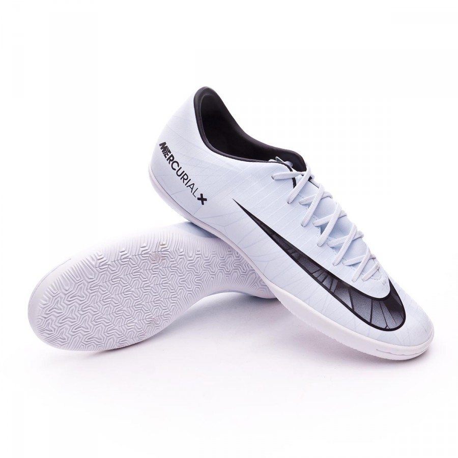 ... Zapatilla MercurialX Victory VI CR7 IC Blue tint-Black-White-Blue tint.  CATEGORIA. Futsal e73a84a7d6727