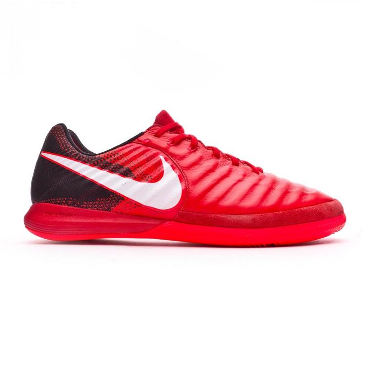 566281a94930 Futsal Boot Nike TiempoX Proximo II IC University red-White-Black ...