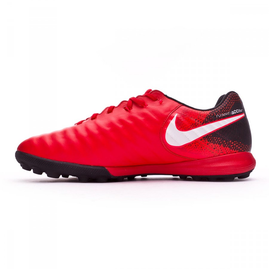 best website c7dc4 39e55 Football Boot Nike TiempoX Proximo II Turf University red-White-Black -  Soloporteros es ahora Fútbol Emotion