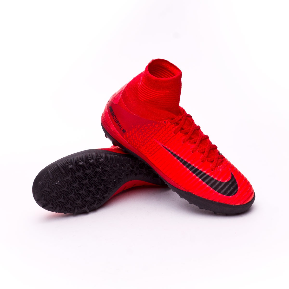Tenis Nike MercurialX Proximo II DF Turf Niño University red-Black-Bright  crimson - Soloporteros es ahora Fútbol Emotion 819c09685ef7c