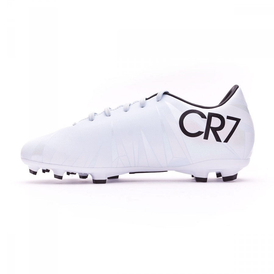 sports shoes ccfdd b8657 Boot Nike Kids Mercurial Vapor XI CR7 FG Blue tint-Black-White-Blue tint -  Football store Fútbol Emotion