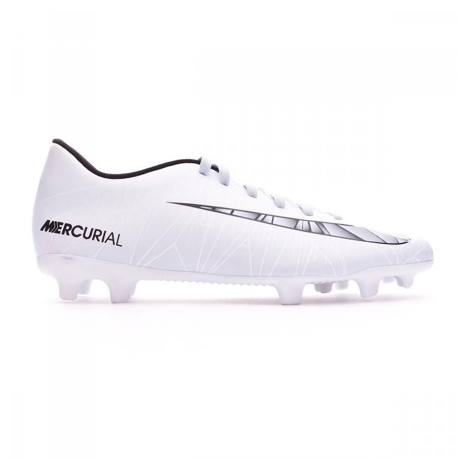 e6054ed16dfc3 Football Boots Nike Mercurial Vortex III CR7 FG Blue tint-Black-White-Blue  tint - Football store Fútbol Emotion