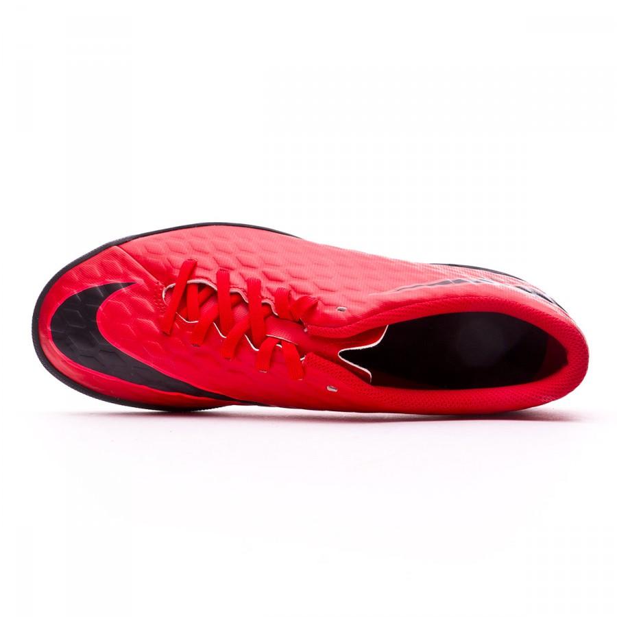 Nike Jr Hypervenomx Phade Iii Ic, University Red/black-Brigh