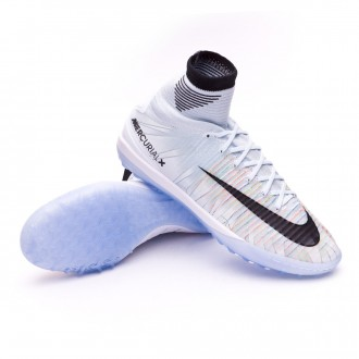 MercurialX Proximo II CR7 Turf Blue tint-Black-White-Volt