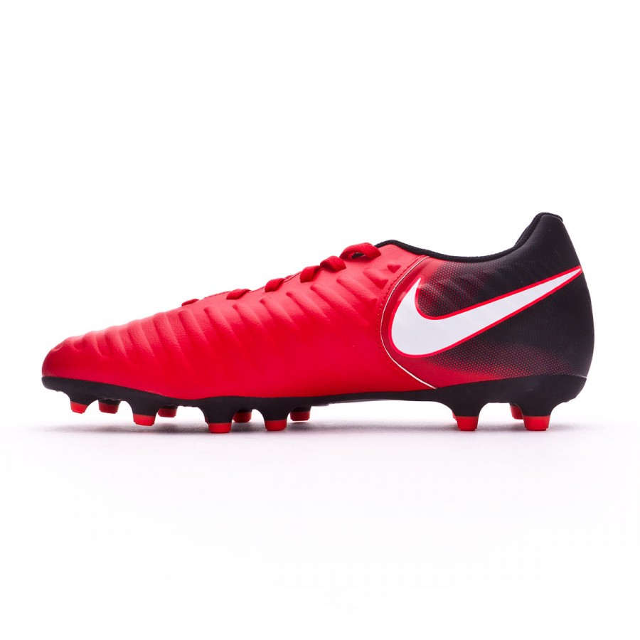 size 40 dde2f a3f82 Football Boots Nike Tiempo Rio IV FG University red-White-Black - Football  store Fútbol Emotion