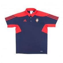 Polo shirt CA Osasuna 2017-2018 Blue