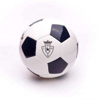 Ballon  adidas CA Osasuna 2017-2018 Blanc