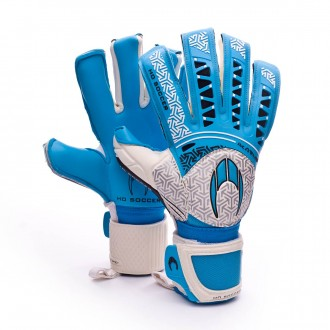 Guanti  HO Soccer Ikarus Club Premiersoft Light blue