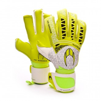 Guante  HO Soccer Ikarus Club Premiersoft Lime