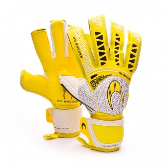Guante  HO Soccer Ikarus Club Premiersoft Yellow