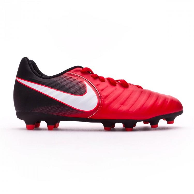 Boot Nike Kids Tiempo Rio IV FG University red-White-Black - Leaked ... f47b0ed727