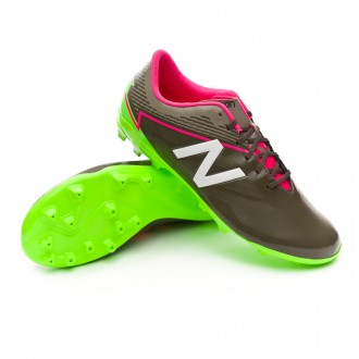 Bota  New Balance Furon 3.0 Dispatch AG Niño Military green-White