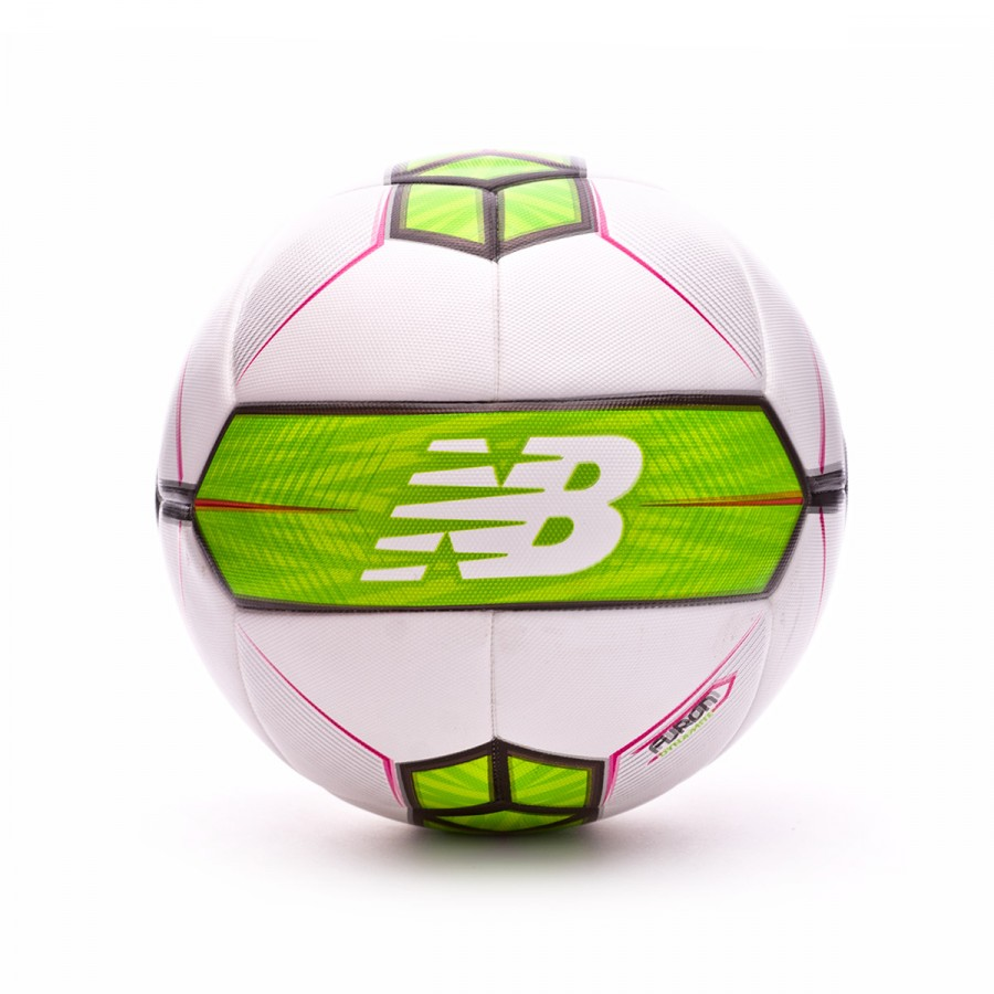 Ball New Balance Dynamite White-Green - Soloporteros es ahora Fútbol ... d7d9b96a2