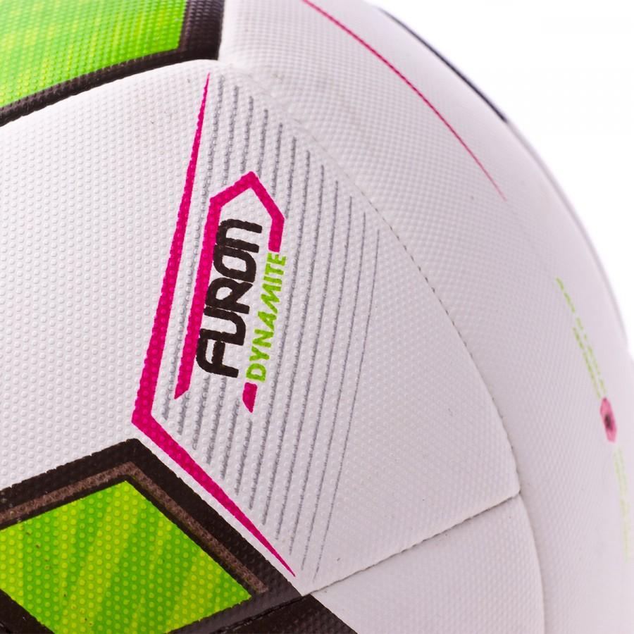 Ball New Balance Dynamite White-Green - Soloporteros es ahora Fútbol Emotion 023fb93ba
