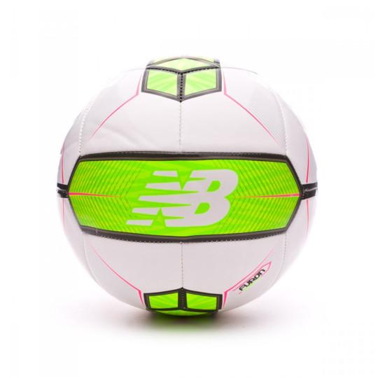 Bola de Futebol  New Balance Dispatch White-Green