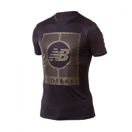 Camisola  New Balance Graphic Logo Elite Tech Preto
