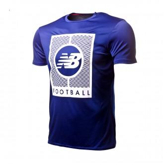 Camiseta  New Balance Graphic Logo Elite Tech Bolt