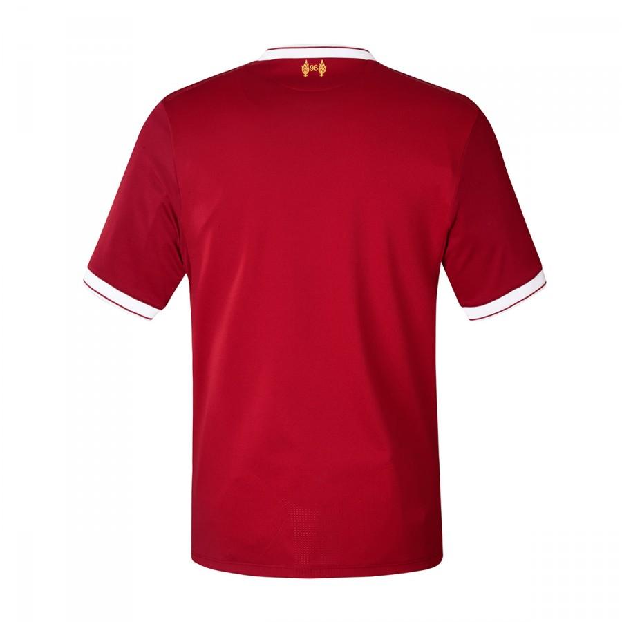 camiseta new balance liverpool