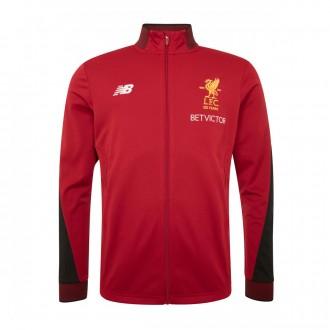 Casaco  New Balance Liverpool FC 2017-2018 Red