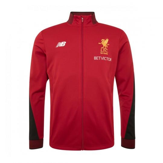 Chaqueta  New Balance Liverpool FC 2017-2018 Red