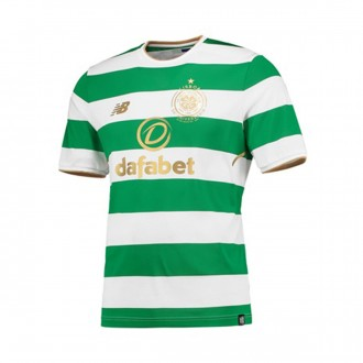 Camisola  New Balance Celtic FC Principal 2017-2018 Green