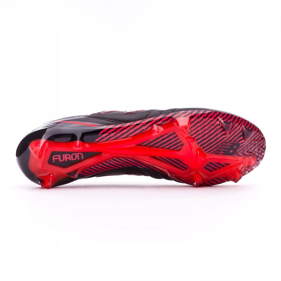 a2769bbfa19 Football Boots New Balance Furon 3.0 K-Leather FG Black - Tienda de fútbol  Fútbol Emotion