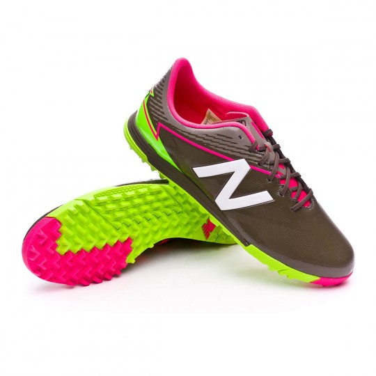 Zapatilla  New Balance Furon 3.0 Dispatch Turf Military green-White