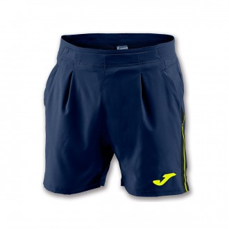 Bermuda Shorts  Joma Granada Navy blue-Yellow