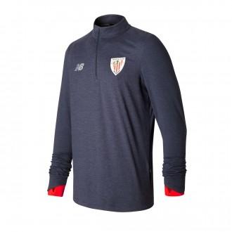 Sweatshirt  New Balance AC Bilbao Training cremallera 2017-2018 Navy