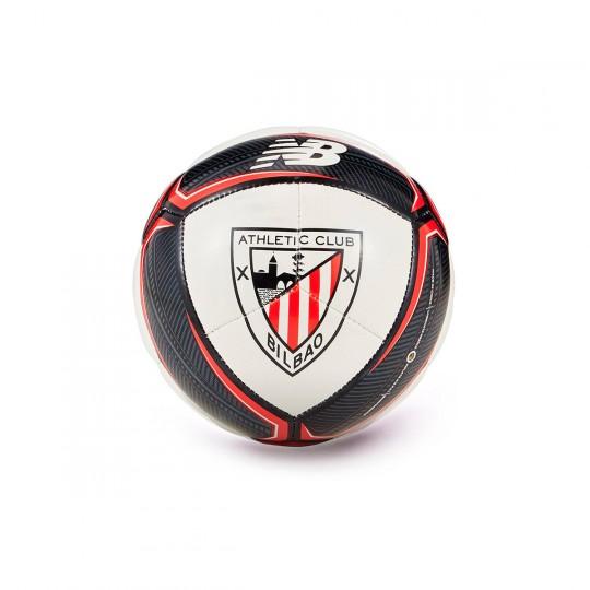 Bola de Futebol  New Balance Mini AC Bilbao 2017-2018 Branco