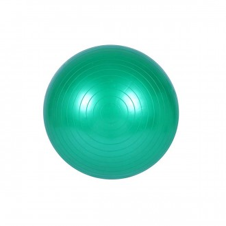 Jim Sports Bola Fitball 75 cm Verde