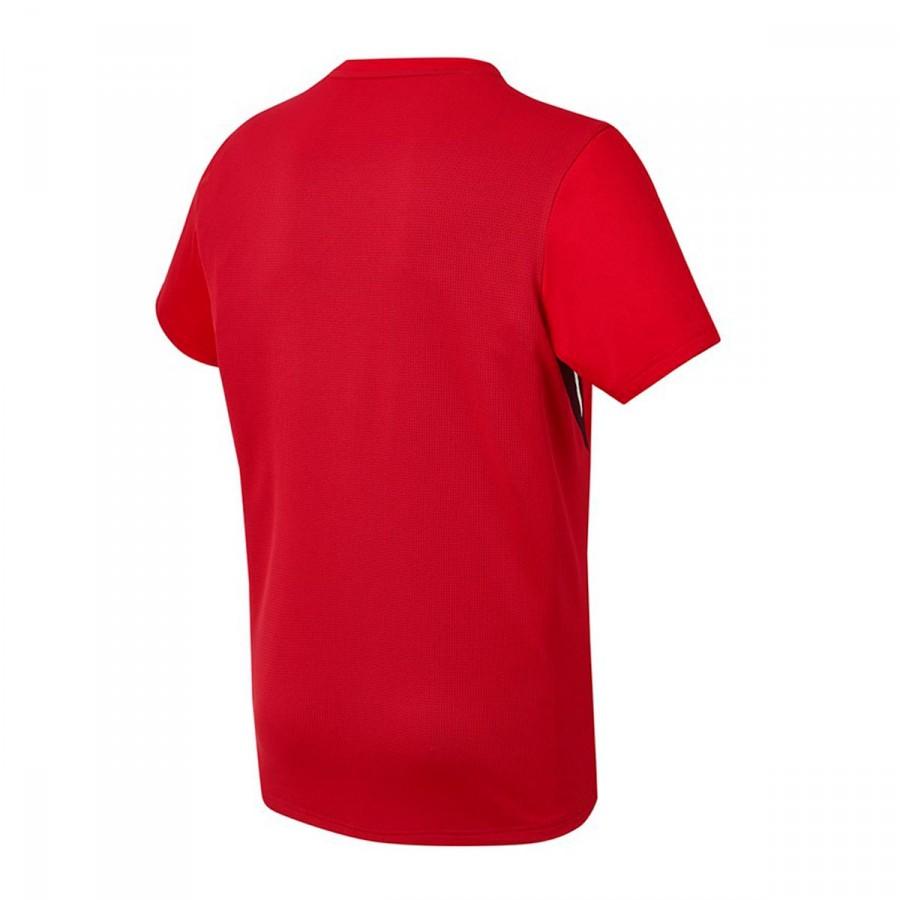 Camiseta New Balance Sevilla FC MC Training 2017-2018 Rojo ... 62aad09e415