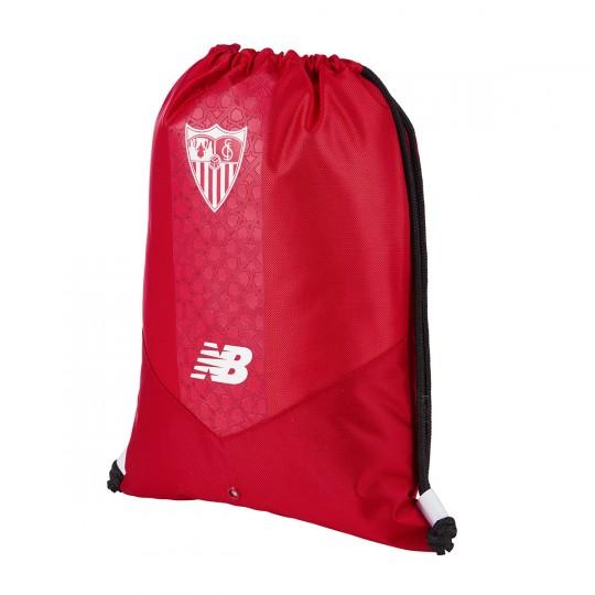 Mochila  New Balance Sevilla FC Gymsack 2017-2018 Rojo