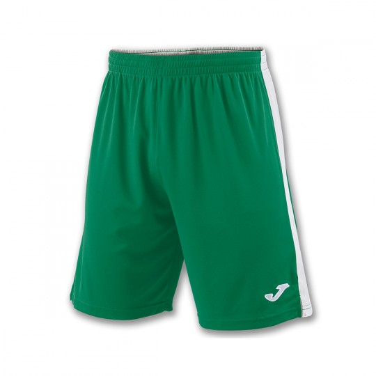 Pantalón corto  Joma Tokio II Verde-Blanco