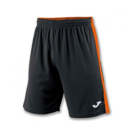 Pantalón corto  Joma Tokio II Negro-Naranja
