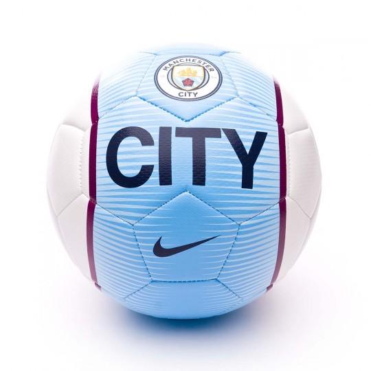 Bola de Futebol  Nike Manchester City FC Prestige White-Field blue-Midnight navy