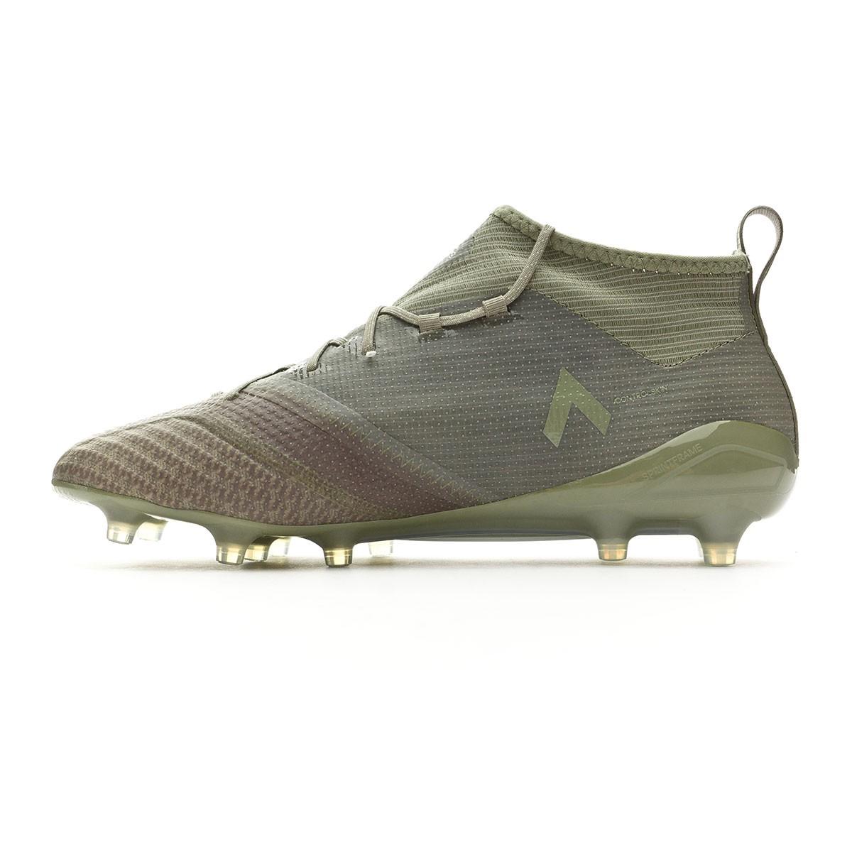 sale retailer e39a0 293cd Football Boots adidas Ace 17.1 Primeknit FG Clay-Sesame - Tienda de fútbol  Fútbol Emotion