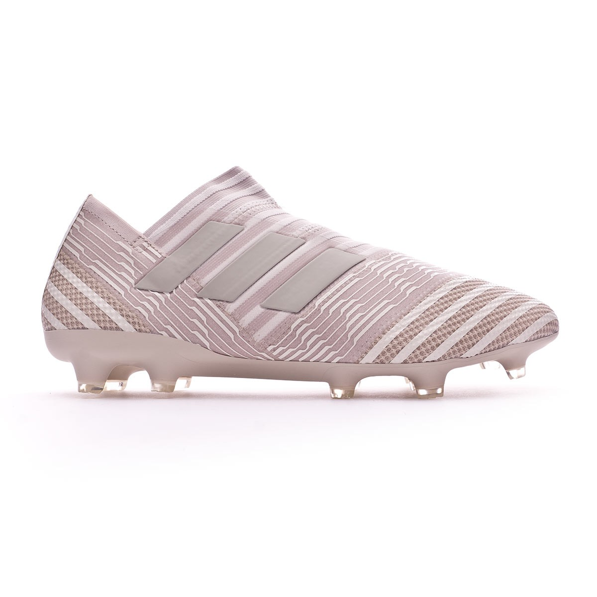 sale retailer 4c861 fc18e Boot adidas Nemeziz 17+ 360 Agility FG Clear Brown-Sesame-Chalk white -  Football store Fútbol Emotion