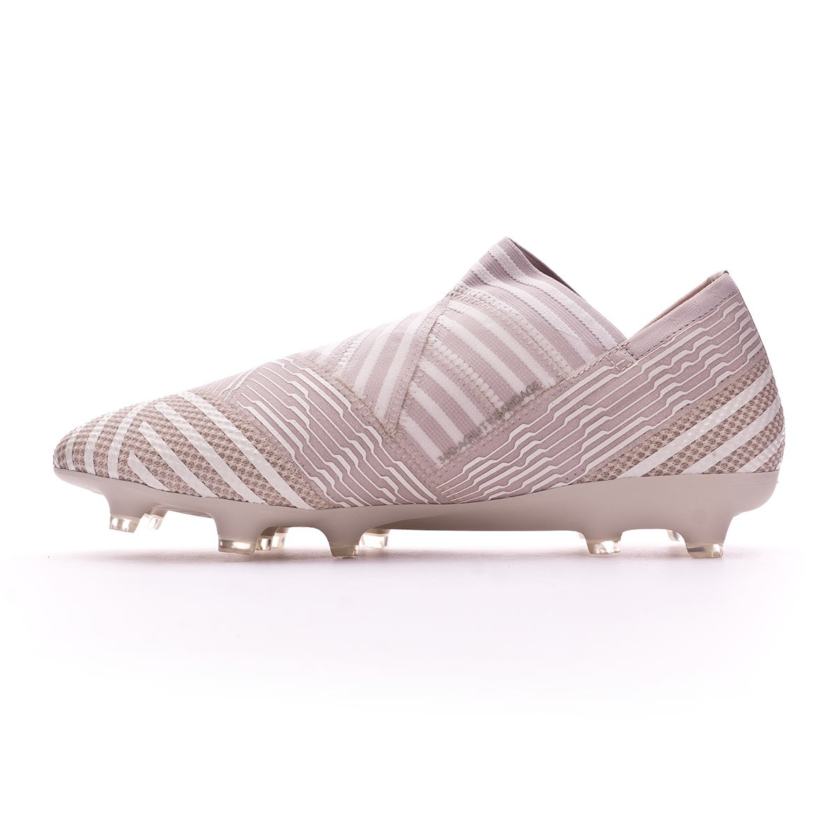 99d5d361e250 Football Boots adidas Nemeziz 17+ 360 Agility FG Clear Brown-Sesame-Chalk  white - Football store Fútbol Emotion
