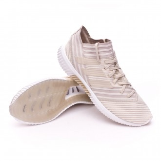 Zapatilla  adidas Nemeziz Tango 17.1 TR Clear brown-Chalk white