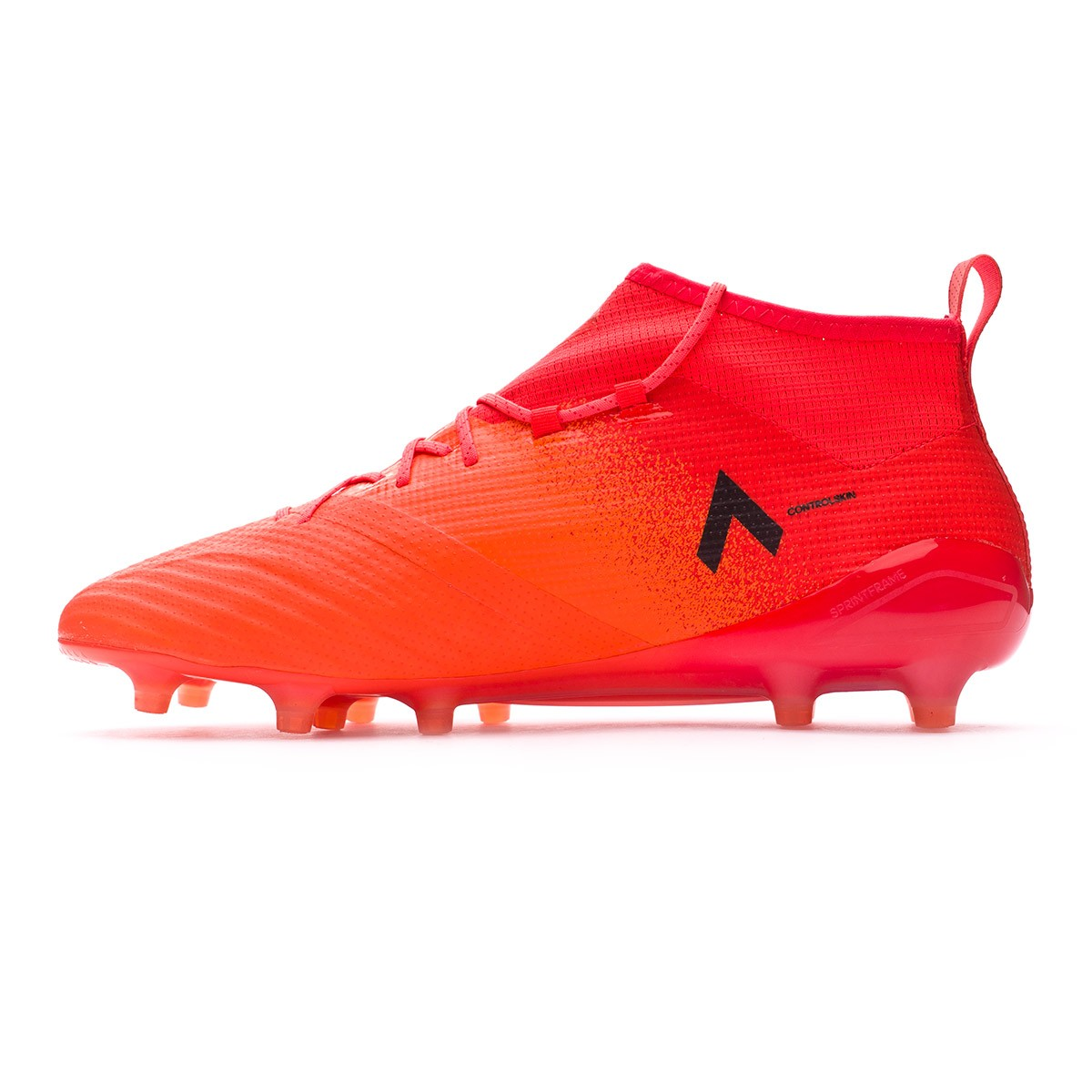 timeless design 6de9b 6cdae Boot adidas Ace 17.1 Primeknit FG Solar orange-Core black-Solar red -  Football store Fútbol Emotion