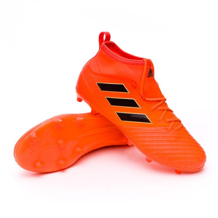 Bota de fútbol adidas Ace 17.2 Primemesh FG Solar orange-Core black ... 043738855270d