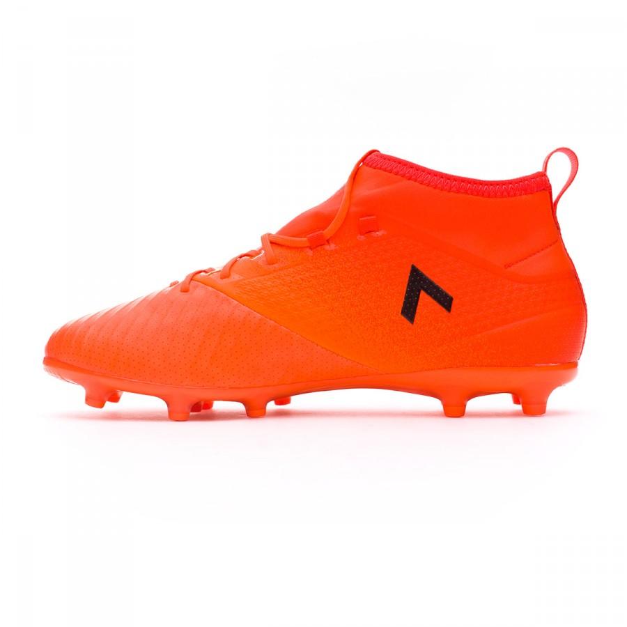 superior quality 8ce36 796c7 Boot adidas Ace 17.2 Primemesh FG Solar orange-Core black-Solar red -  Football store Fútbol Emotion